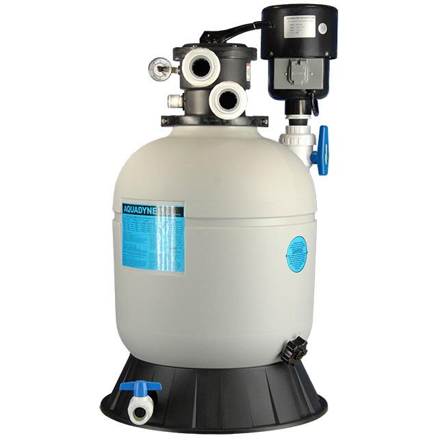 Bead filter aquadyne ad4000 hanover koi farms for Filter pond koi