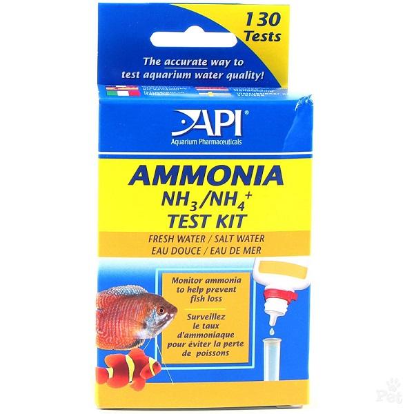 Ammonia test kit hanover koi farms for Ph for koi fish