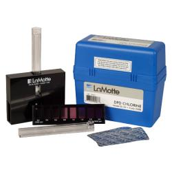 Hanover Koi Farms lamatte chlorine test kit