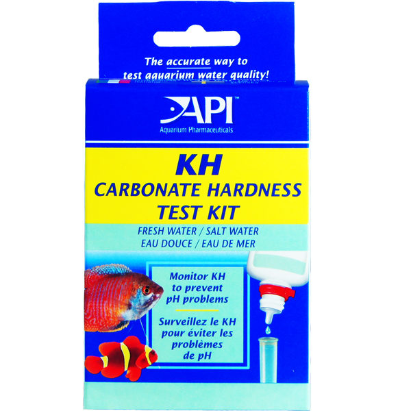 KH Test Kit API Hanover Koi Farms