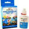 Wide range pH test kit API Hanover Koi farms