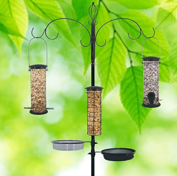 HKF super bird feeding station
